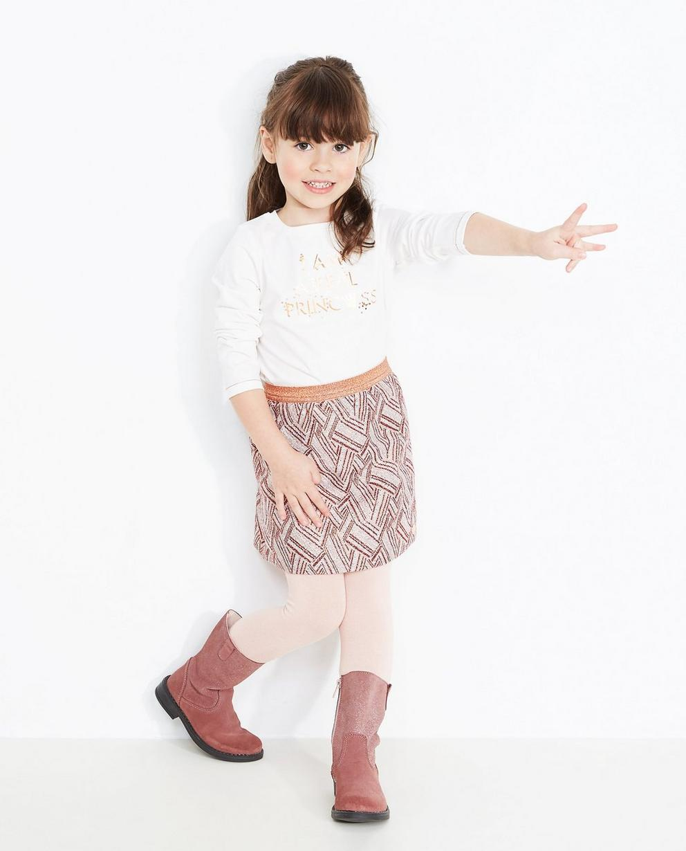 T-shirt à longues manches - à paillettes, Prinsessia - Prinsessia